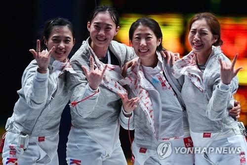 La Corée du Sud termine deuxième aux Championnats du monde d'escrime