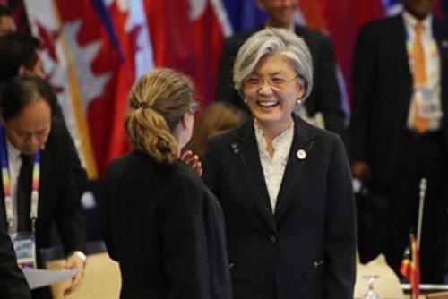 Erwartungen für Treffen zwischen Koreas und zwischen Koreas und USA am Rande des ASEAN-Regionalforums