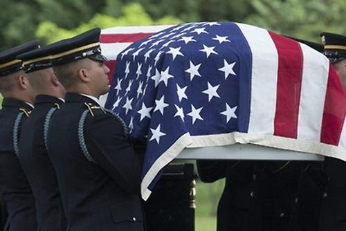 Restos de soldados de EUA inician su regreso a casa
