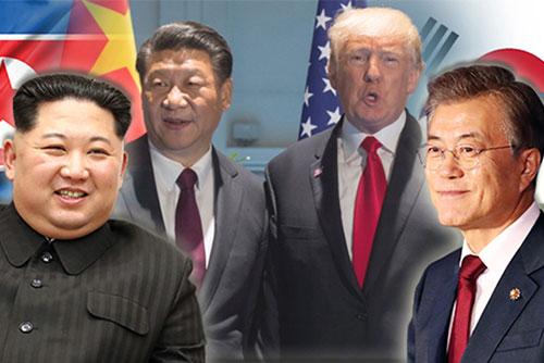Seoul: Möglichkeit der Beteiligung Chinas an Erklärung des Kriegsendes ist offen