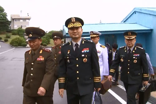 Koreas wollen auf Generalsebene über Spannungsabbau sprechen