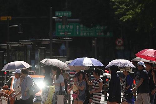 Historic Heatwaves Forecast for Seoul through Thursday