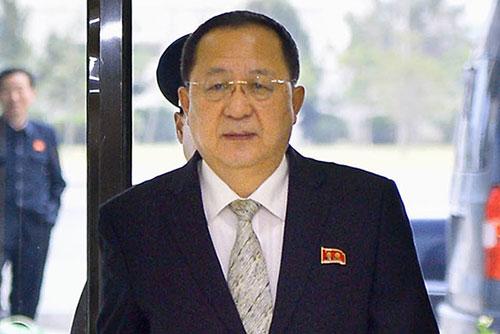 Nordkoreas Außenminister in Singapur erwartet