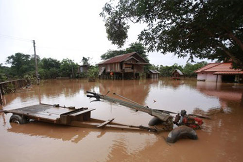 Laos Officials Raise Liability Concerns Over Dam Collapse