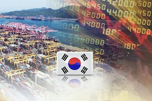 KDI: Экспорт сглаживает риски южнокорейской экономики