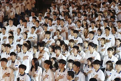 アジア大会 6大会連続2位目標