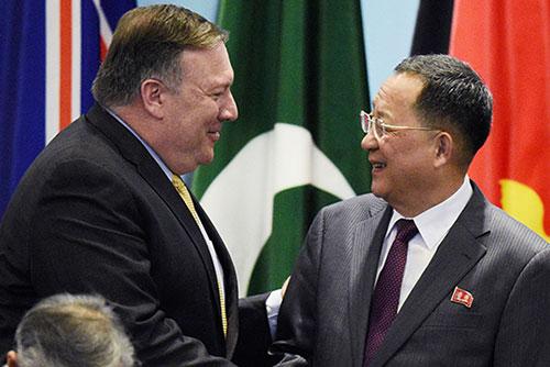 Pompeo: Nordkorea machte klare Zusage der Denuklearisierung