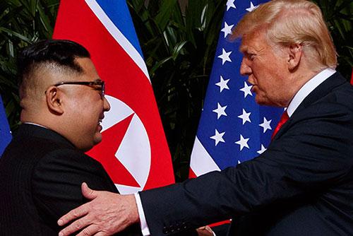 CNN 「制裁緩和見込めず、北韓が米朝会談を延期」
