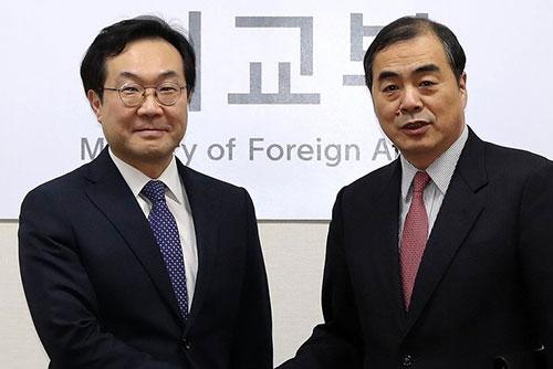 Delegados nucleares de Corea del Sur y China se reunirán en Beijing