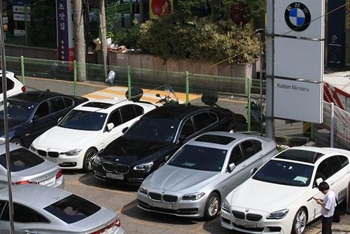 운행중지 대상 BMW 차량 1만대 미만으로 줄어들 듯