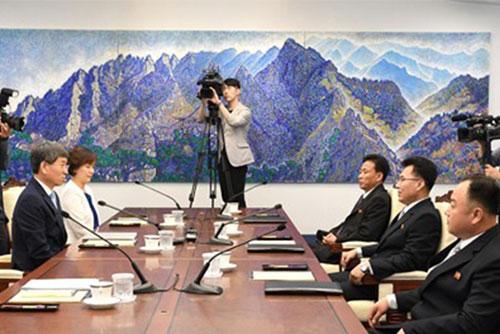 南北韩调查金刚山病虫害现况 研讨后拟定防治计划