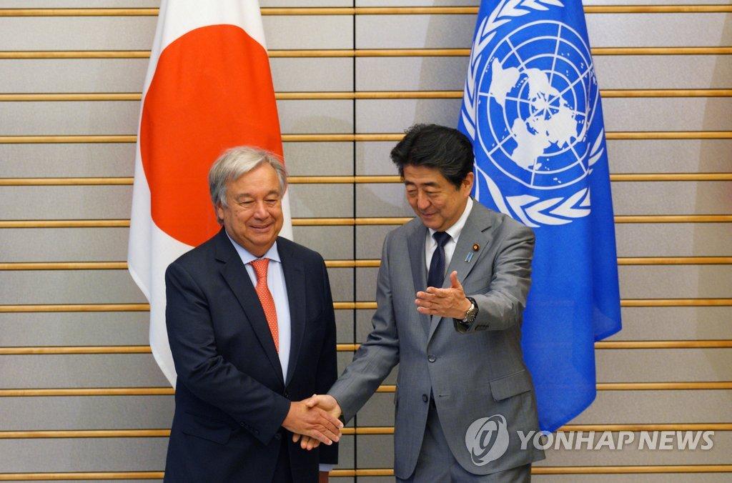 UN-Chef gegenüber Nordkorea-Besuch aufgeschlossen