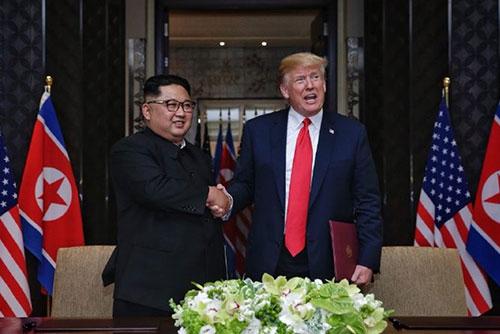 Bắc Triều Tiên tiếp tục hối thúc Mỹ tuyên bố chấm dứt chiến tranh