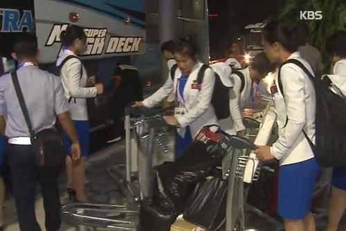 Atlet Korea Utara Berangkat ke Indonesia untuk Mengikuti Asian Games