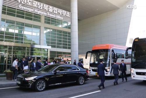 Nordkoreanischer Gewerkschaftschef: Fußballfreundschaftsspiel dient Umsetzung der Panmunjom-Erklärung