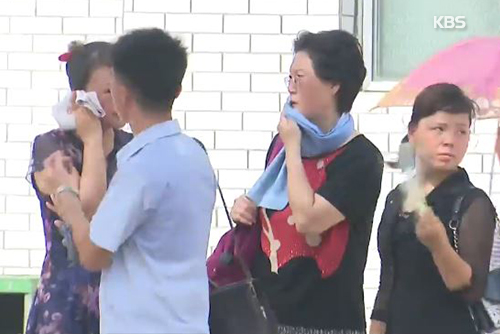 Red Cross Sends Relief Team to N. Korea to Assist in Heat Wave