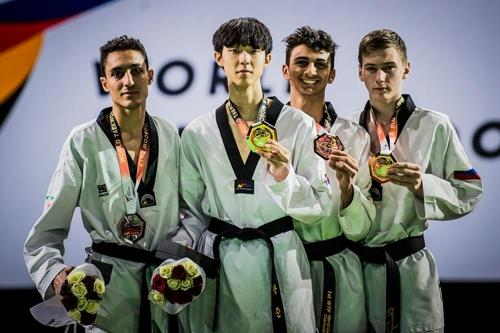 S. Korean Wins World Taekwondo Grand Prix in Russia