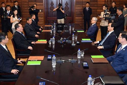 Pyongyang accueillera le 3e sommet intercoréen en septembre