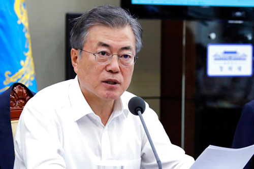 Moon: No Unilateral Change to Pension Scheme