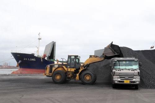 北韓産石炭不法輸入 船舶4隻を入港禁止