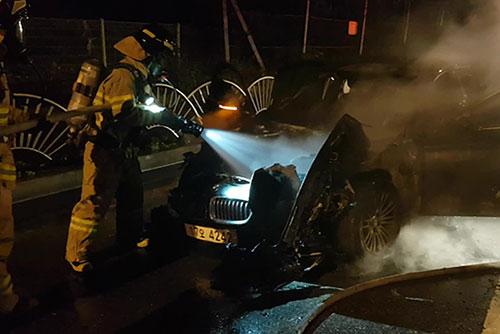 宝马汽车失火事故共达80起 远超交通部统计数字