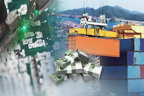 수출 증가율 두자릿수 회복…8월 1∼10일 18.9% 증가
