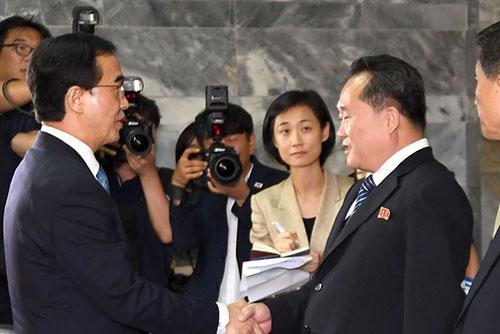 Réactions mitigées des médias américains à l'égard du troisième sommet Moon-Kim