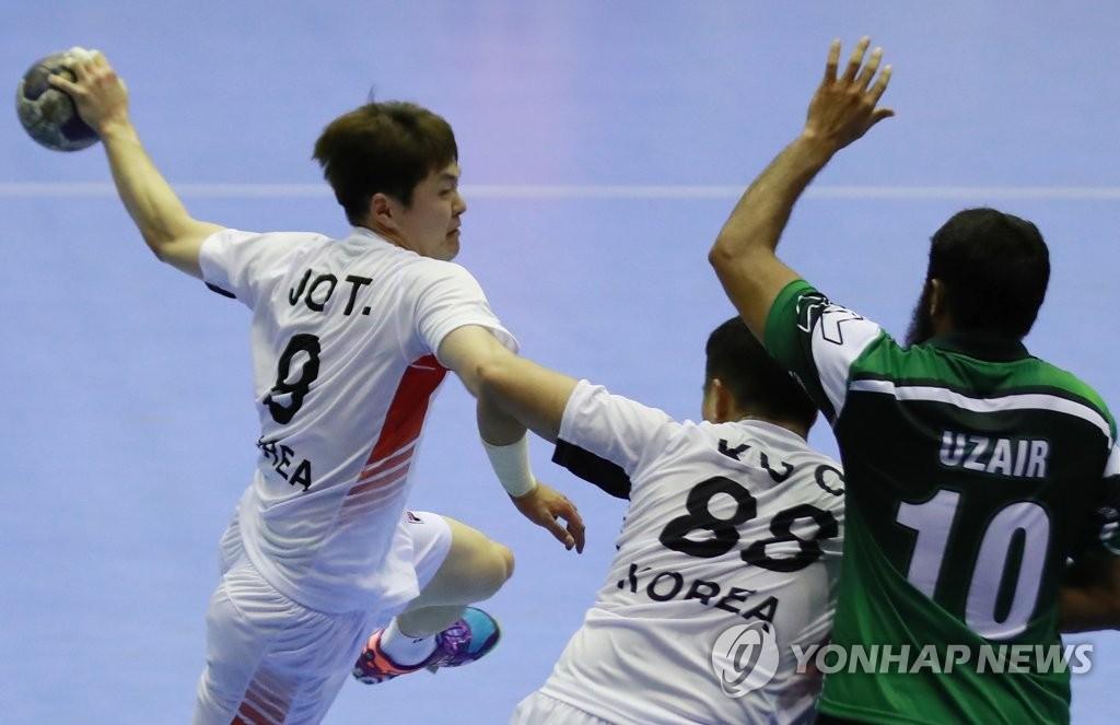 Südkoreas Handball-Herren gewinnen Auftaktmatch bei den Asienspielen