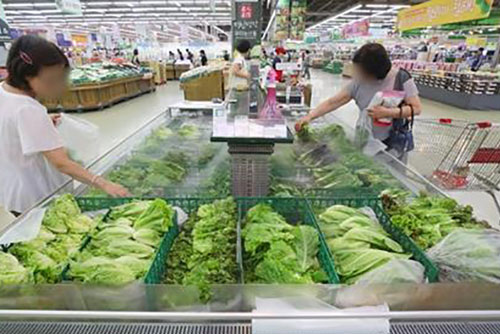 Moon Calls for Action to Curb Rising Farm Produce Prices amid Heat Wave