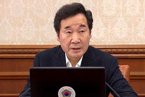 PM Lee Nak-yon Mengusulkan Kerja Sama 5G kepada Presiden Indonesia
