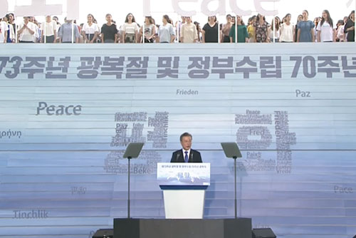 文大統領 東アジア鉄道共同体を提案