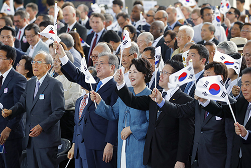 Condecoran a 177 patriotas independentistas con motivo del Día de la Liberación Nacional