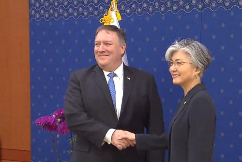 """""""Mỹ đặt trọng tâm vào việc phi hạt nhân hóa Bắc Triều Tiên"""""""