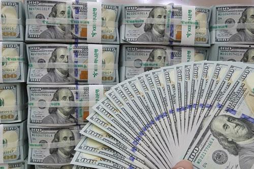 9月21日主要外汇牌价和韩国综合股价指数