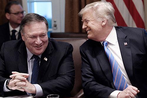 米大統領 「北韓との関係は良好」