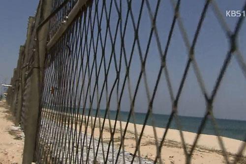 Réforme militaire 2.0 : plus de la moitié des barbelés le long des côtes vont être retirés