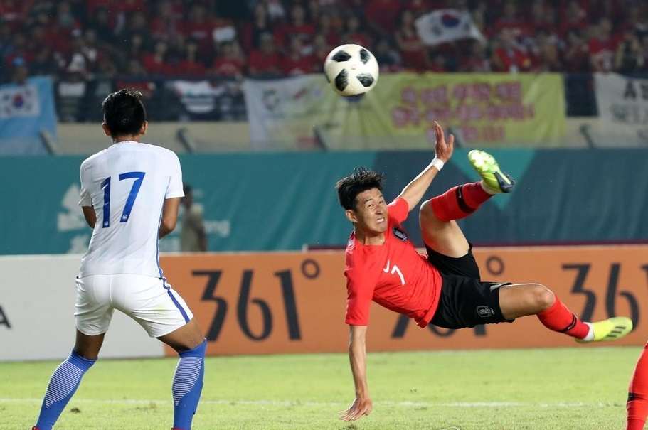 [Asian Games] S. Korea Suffers Shocking Loss in Men's Football