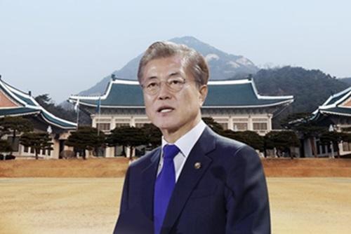 تراجع حاد في نسبة تأييد الرئيس الكوري مون جيه إين