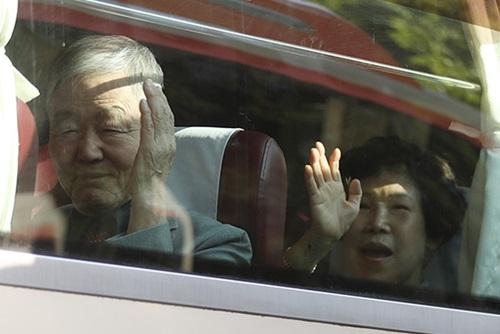 Acara Reuni Keluarga Terpisah Antar-Korea Telah Dimulai
