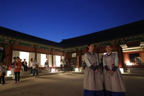 景福宮の夜間の特別観覧 来月2日から開始