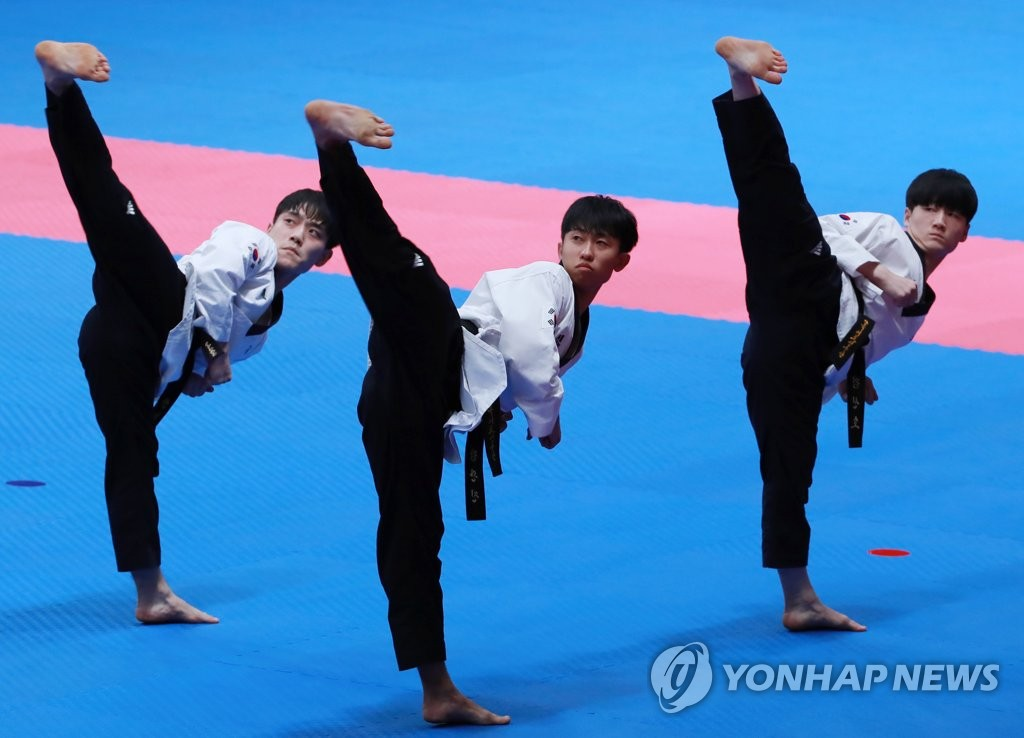 [Asian Games] S. Korea Wins 2 Golds, 3 Silvers, 6 Bronzes on Sunday