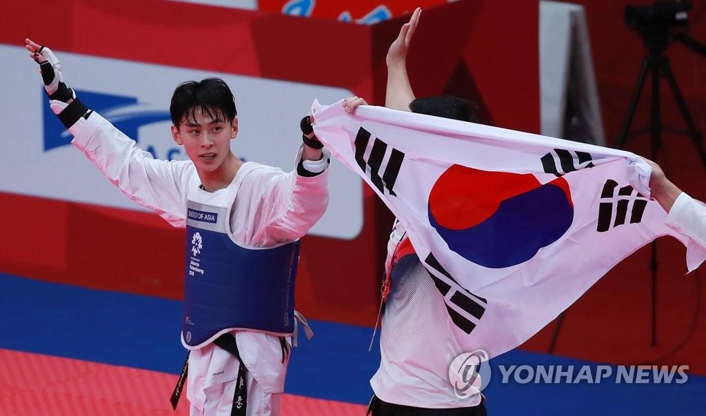 Азиатские игры-2108: 20 августа у южнокорейских спортсменов 12 медалей