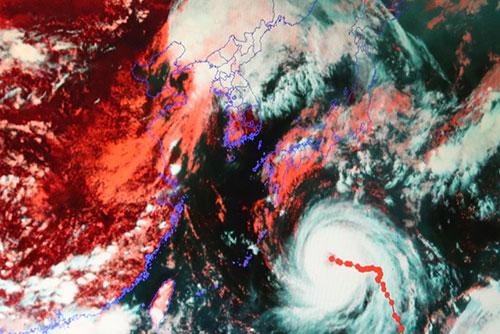태풍 '솔릭', 23일 서해안 상륙...서해안과 수도권 큰 피해 우려