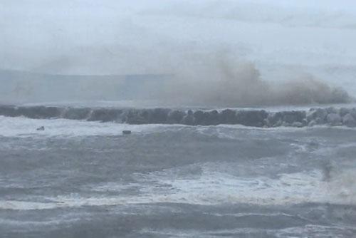 Tifón Soulik llegará en la madrugada del día 23 a las costas de Jeolla del Sur