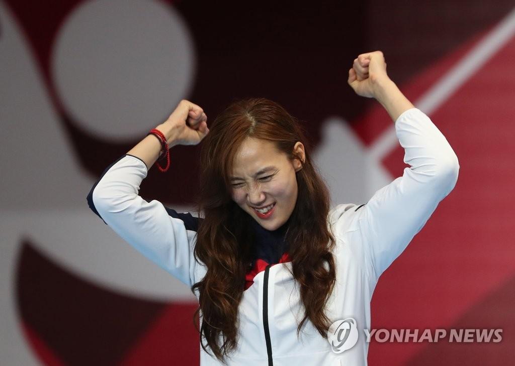 Jeux asiatiques : trois médailles d'or de plus pour la Corée du Sud