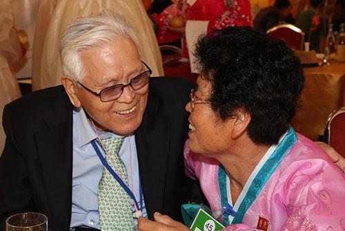 Private Treffen am zweiten Tag innerkoreanischer Familienzusammenführung