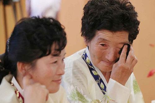 Letzter Tag innerkoreanischer Familienzusammenführung