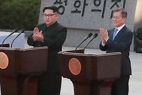 """Seoul will Nordkorea nicht mehr als """"Feind"""" bezeichnen"""