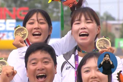 Asienspiele: Gesamtkoreanisches Team gewinnt Gold im Drachenbootrennen