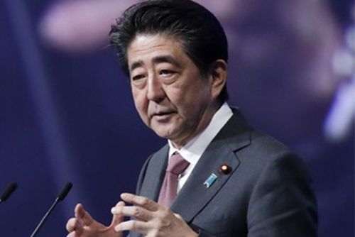 Abe Renews Resolute to Meet with Kim Jong-un